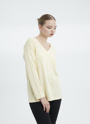 Stamina Bluz Sarı